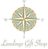 Landings Gift Shop logo